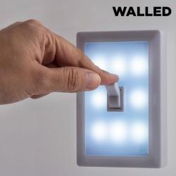 Портативный Светодиодный Светильник с Выключателем Walled SW15