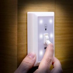 Портативный Светодиодный Светильник с Выключателем