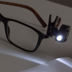 Klambriga LED-lugemislamp