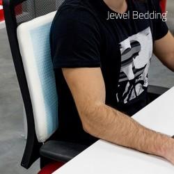 Подушка из Упругой Вискозы с Гелем Jewel Bedding