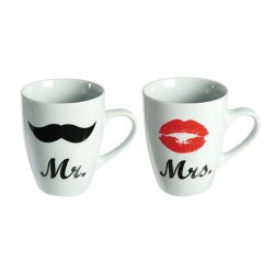 Кружки Mr & Mrs
