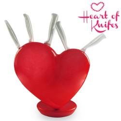 Nugade Komplekt Heart