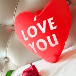 Надувное Сердце I Love You