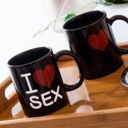 Магическая Чашка I Love Sex