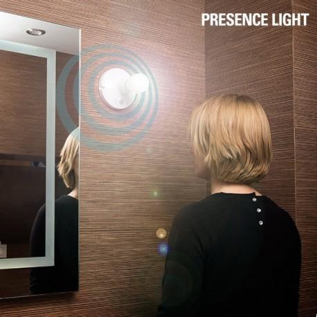 Liikumisanduriga Lambipesa Presence Light