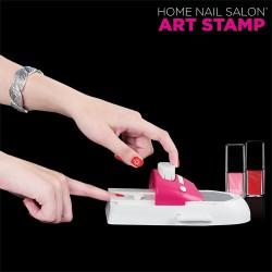 Küünte Kaunistamise Seade Art Stamp