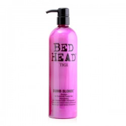 TIGI- BED HEAD DUMB BLONDE šampoon 400 ml