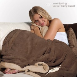 Флисовое Одеяло с Подогревом 160 x 120см