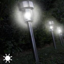 Päikesepatareidega aialambid (5 tk)