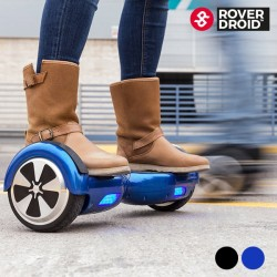 Мини-Электроскутер с Автовыравниванием (2 Колеса) Rover Droid