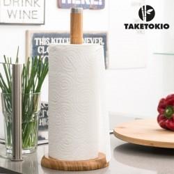 Бамбуковый Кухонный Диспенсер Бумаги Take Tokio