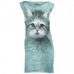 minikleit 3D prindiga Kitten