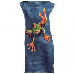minikleit 3D prindiga Frog