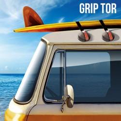 Присоски для Крыши Автомобиля Grip Tor (2 упаковки)
