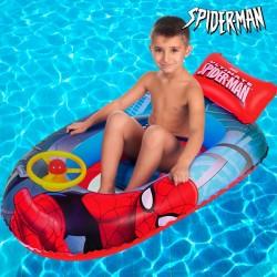 Надувная Лодка Spiderman