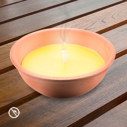 putukaid peletav Citronella küünal 13cm