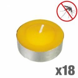 putukaid peletavad küünlad (18tk)