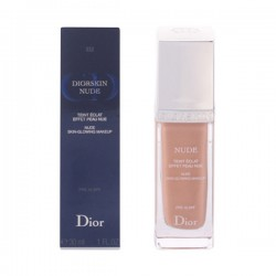 Jumestuskreem Dior - DIORSKIN NUDE TEINT ECLAT fluide 032-beige rosé 30 ml