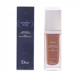 Jumestuskreem Dior - DIORSKIN NUDE TEINT ECLAT fluide 050-beige foncé 30 ml