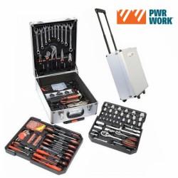 Tööriistakohver Ratastel (186 tööriista)