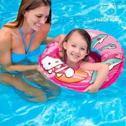 Täispuhutav Ujumisrõngas Hello Kitty