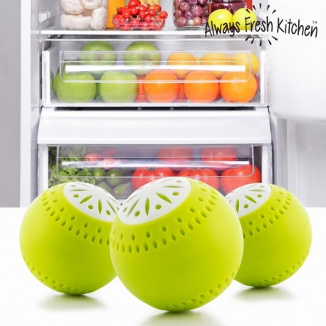 Külmiku Ökopallid Fresh Fridge Balls (3 tk pakis)
