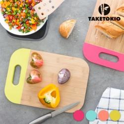 Бамбуковая Кухонная Доска с Ручкой TakeTokio
