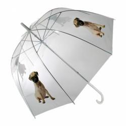 Прозрачный Зонт Dog