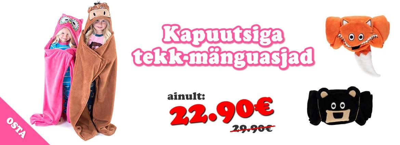 Laste Tekk-Mänguasi - 23%