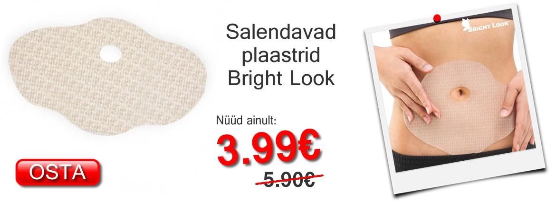 Salendavad plaastrid Bright Look