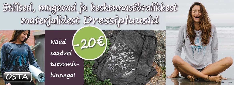 Dressipluusid -20€